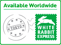 Shop online or special order Japanese products straight from Japan through White Rabbit